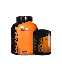 RivalUS Promasil + Steam BCAA