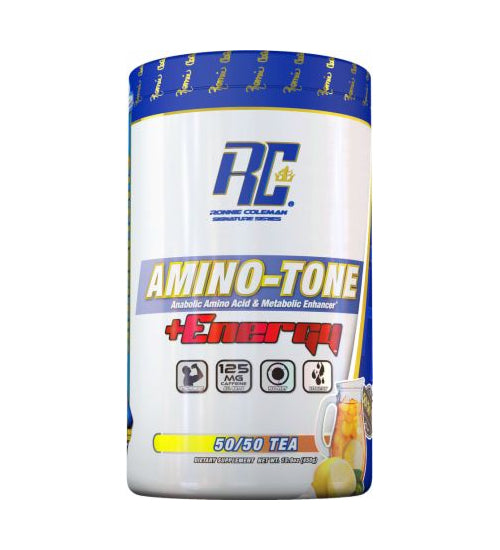 Buy Ronnie Coleman Amino Tone + Energy this sports supplement from Payless Supplements, today