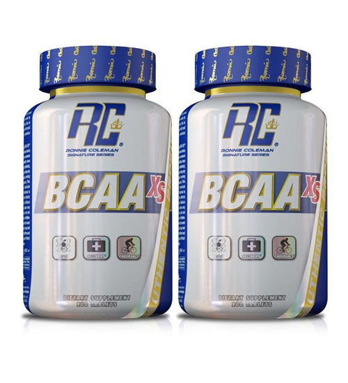 Buy RONNIE COLEMAN BCAA XS 200 Tabs BUY ONE GET ONE this sports supplement from Payless Supplements, today
