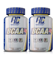 RONNIE COLEMAN BCAA XS 200 Tabs BUY ONE GET ONE