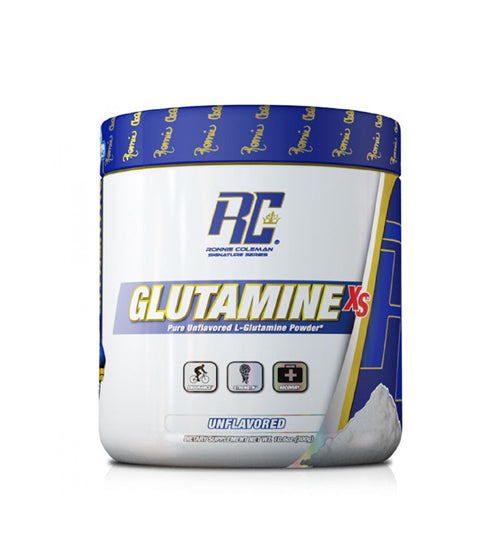 Buy RONNIE COLEMAN GLUTAMINE XS 300G X2 this sports supplement from Payless Supplements, today
