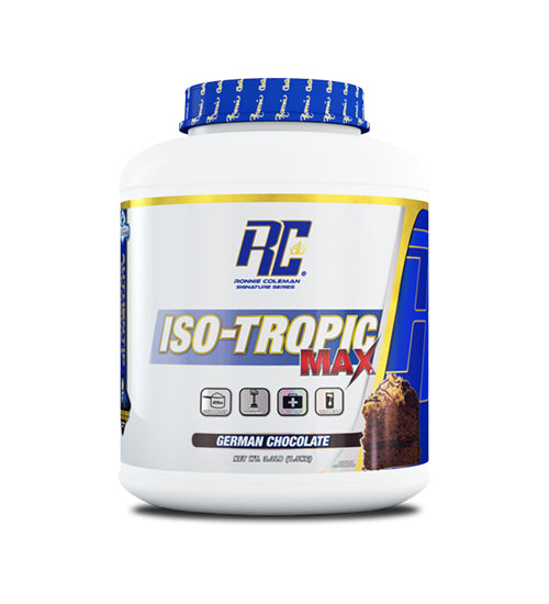 Buy RONNIE COLEMAN SS ISO-TROPIC MAX 4Lb this sports supplement from Payless Supplements, today