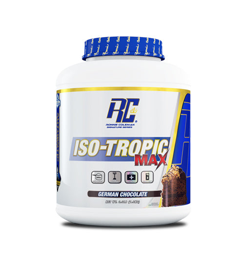 Buy RONNIE COLEMAN SS ISO-TROPIC MAX 3.3Lb this sports supplement from Payless Supplements, today