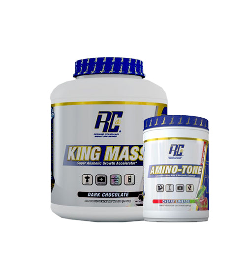 Ronnie Coleman King Mass 6Lb + Amino Tone