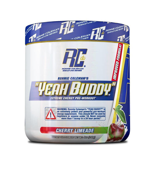 Ronnie Coleman - Yeah Buddy New Formula