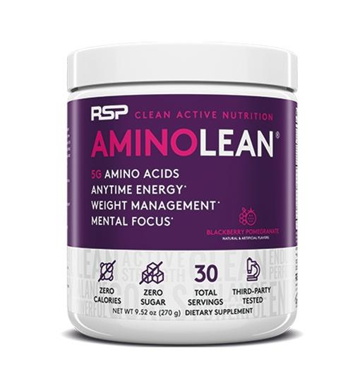 RSP AMINOLEAN NEW LABEL - TopDog Nutrition