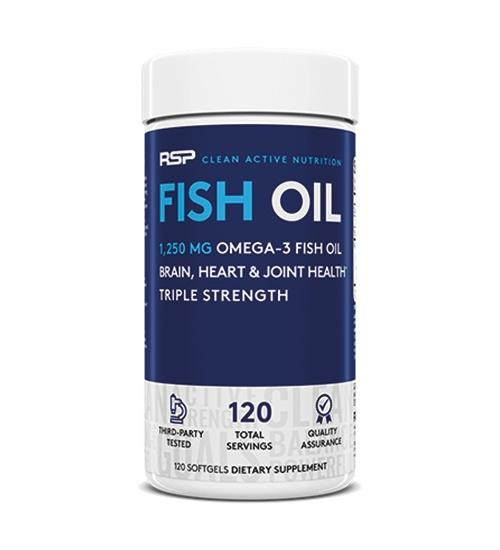 RSP FISH OIL - TopDog Nutrition