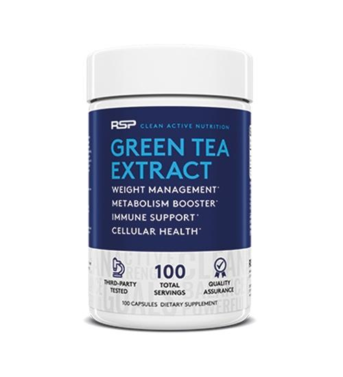 RSP GREEN TEA - TopDog Nutrition
