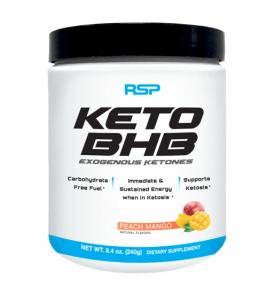 Buy RSP Nutrition Keto BHB Powder this sports supplement from Payless Supplements, today