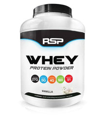 Buy RSP WHEY 5LB + FREE PROTEIN BROWNIES this sports supplement from Payless Supplements, today