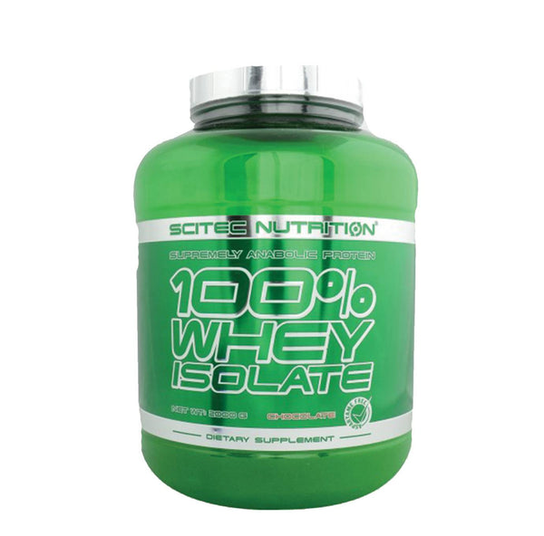 Buy SCITEC 100% WHEY ISOLATE 4LB this sports supplement from Payless Supplements, today