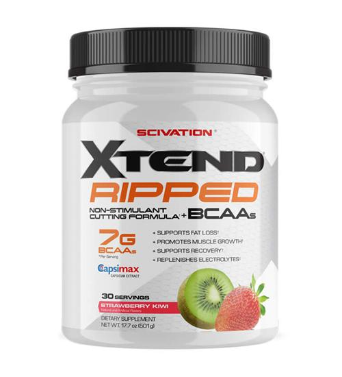 Buy Scivation Xtend BCAA Ripped this sports supplement from Payless Supplements, today