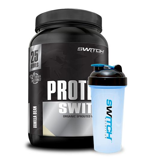 Switch Nutrition PROTEIN SWITCH + Shaker