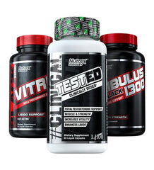 Nutrex Test Booster Stack