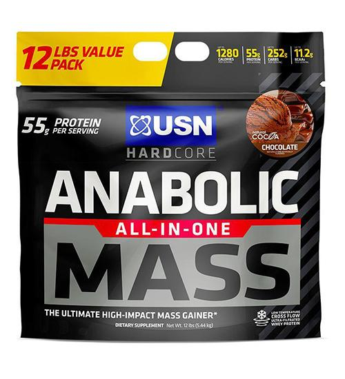 USN Nutrition Anabolic Mass Gainer - TopDog Nutrition
