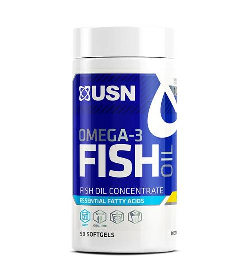 USN Nutrition Omega 3 Fish Oil - TopDog Nutrition
