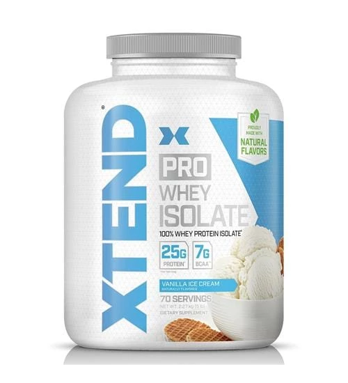 Buy SCIVATION XTEND PRO ISOLATE 5LB this sports supplement from Payless Supplements, today