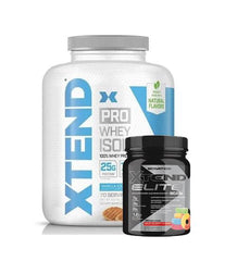 SCIVATION XTEND PRO ISOLATE 5LB + ELITE BCAA