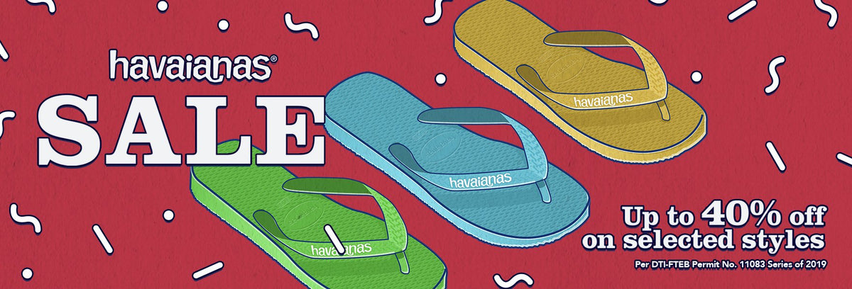 Havaianas PH Official Online Store | Size Guide – Havaianas