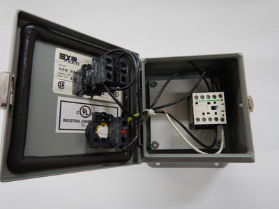 Electrical Start Stop Safety Box