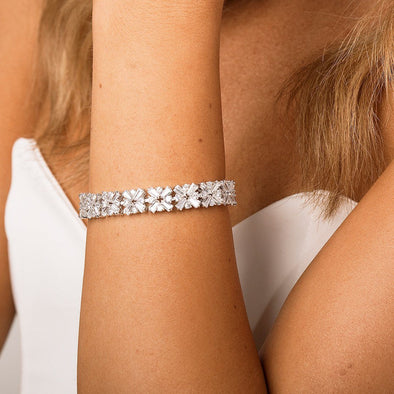 Bridal & Wedding Bracelets by The Luxe Bride