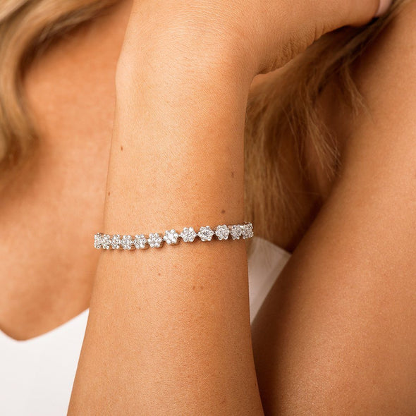 Bridal Bracelets by The Luxe Bride