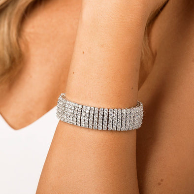 Luxury Bridal Bracelets by The Luxe Bride