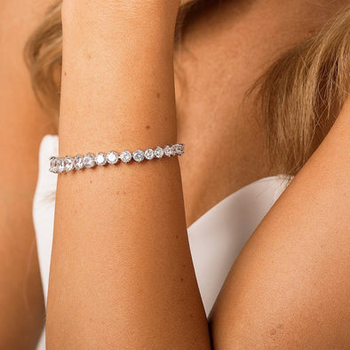 Bridal Bracelets & Wedding Jewellery by The Luxe Bride