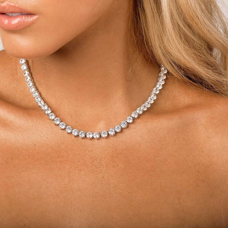 Luxury Bridal & Wedding Necklaces by The Luxe Bride