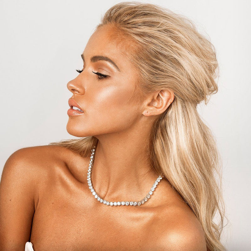 Bridal Necklaces & Wedding Jewellery by The Luxe Bride