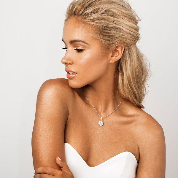 Luxe Crystal Bridal Necklaces & Wedding Jewellery