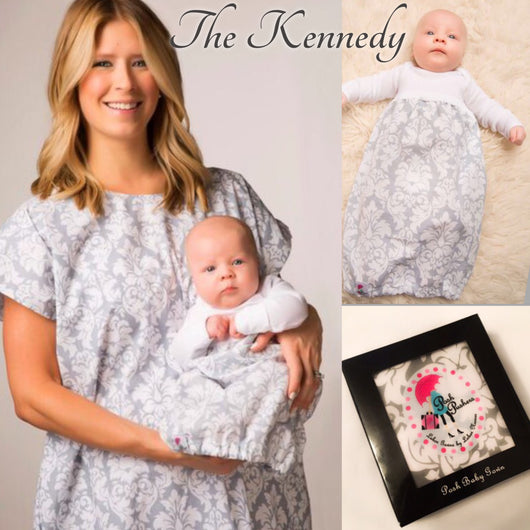Kennedy Baby Posh Gown by Posh Pushers