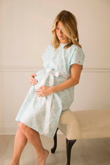 Liam Posh Pusher Labor & Delivery Gown