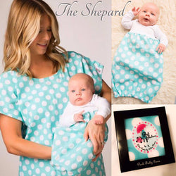 Shepard Baby Posh Gown by Posh Pushers