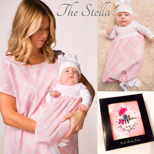 Stella Baby Posh Gown by Posh Pushers
