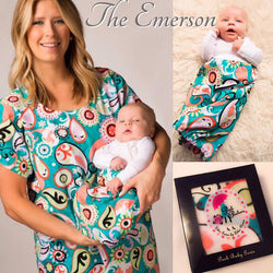 Emerson Baby Posh Gown by Posh Pushers