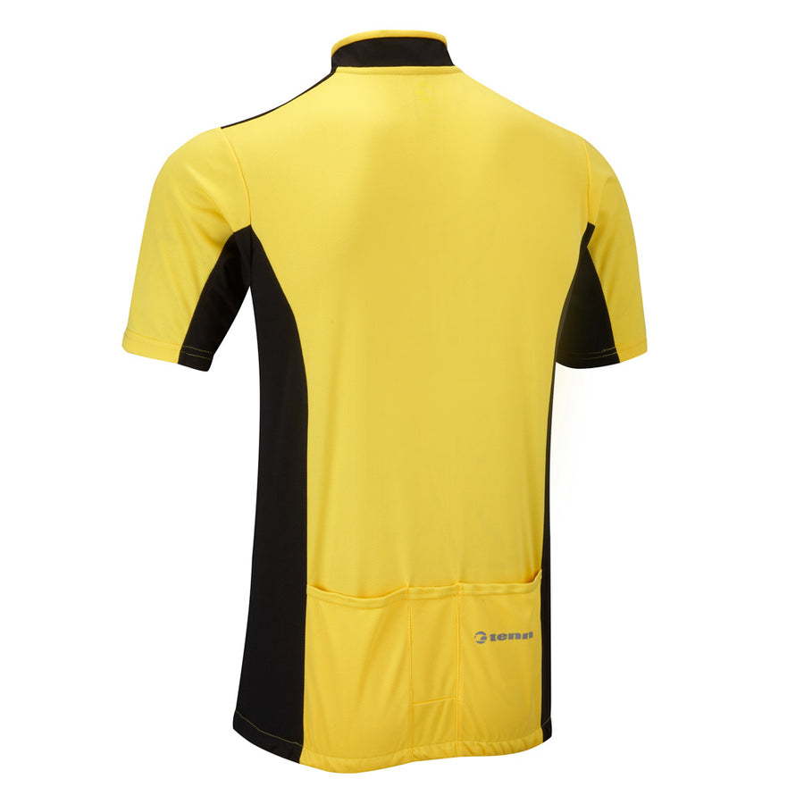 Tenn Coolflo Mens Short Sleeve Cycling Jersey