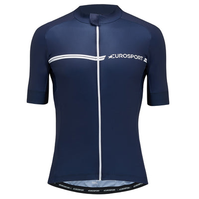Eurosport GC Men's Cycling Jersey (Blue)