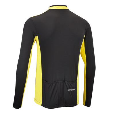 Tenn Coolflo Mens Long Sleeve Cycling Jersey