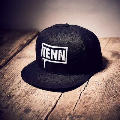 Tenn Graffiti Snapback MTB Cycling Cap