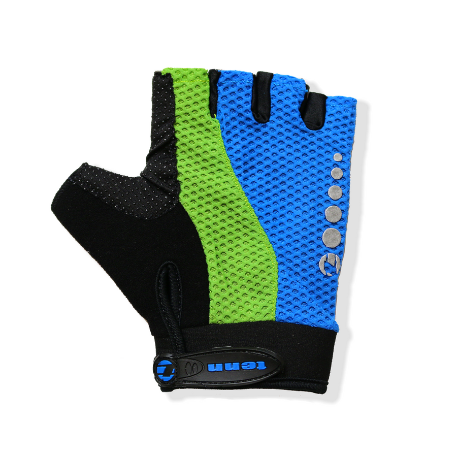"Tenn ""By Design Pro"" Men's Mesh Cycling Mitts"
