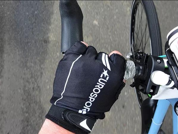 Eurosport GC Men's Cycling Mitts (Black)