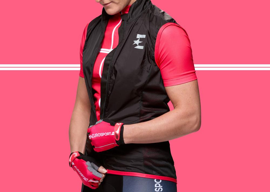 Eurosport GC Women's Cycling Gilet
