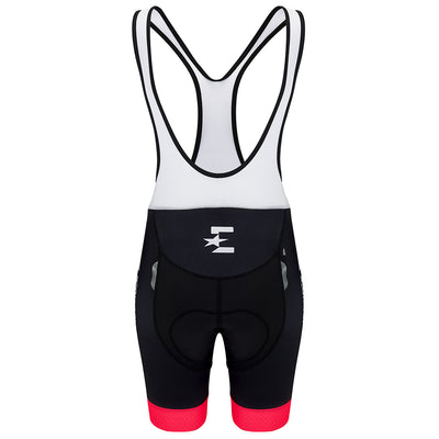 Eurosport GC Women's Cycling Bib Shorts (Pink)