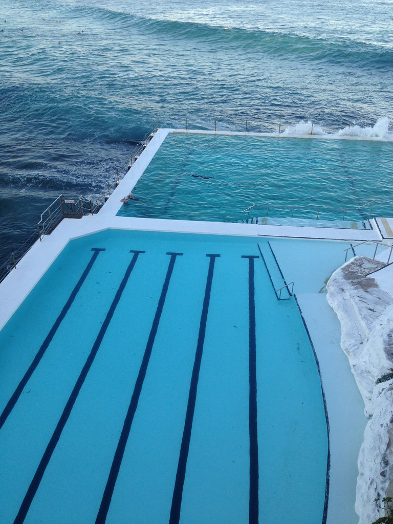 Bondi Icebergs pool - BLACK MOON Travel guide with Celeste Tesoriero from @thecowboygeisha
