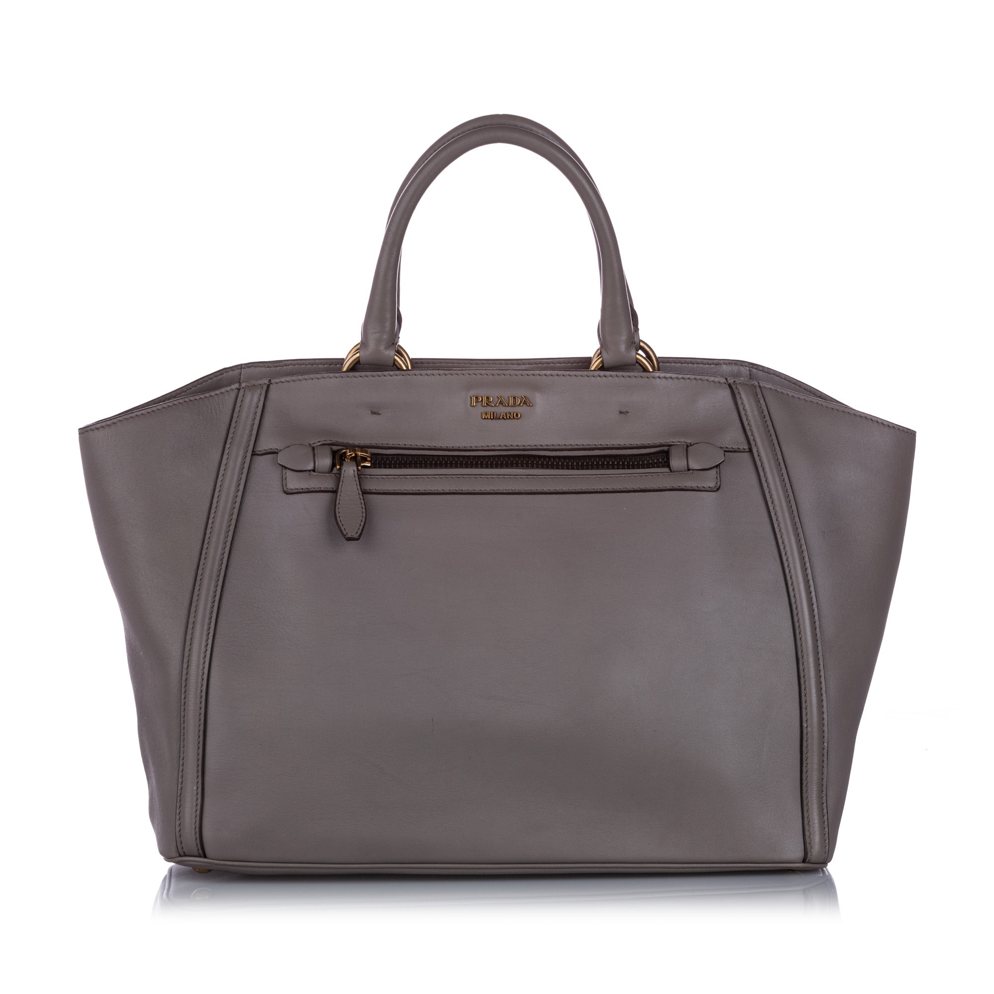 Prada Leather Handbag - Olive Street