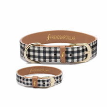 Gingham Friendship Collar Set - Olive Street