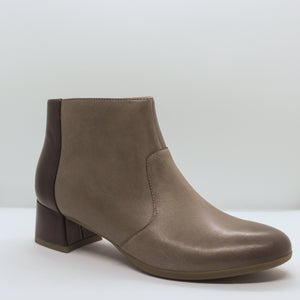 Two Tone Bootie