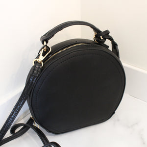 Round Structured Bag