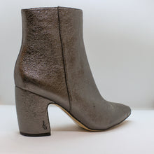 Pewter Bootie